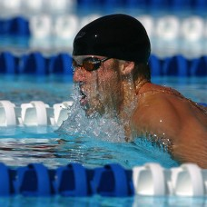 Breaststroke: Ed Moses