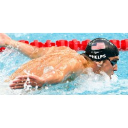 Michael Phelps Mariposa. Butterfly